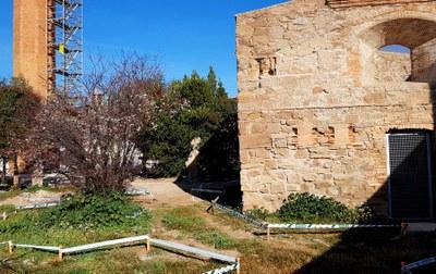 Segona i definitiva fase de restauració del Fort de Sant Magí