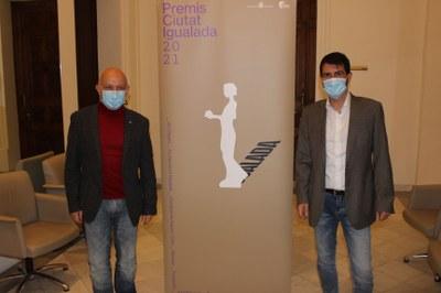 S'obre la convocatòria per la 25a edició dels Premis Ciutat d'Igualada, amb un canvi d'imatge i en les bases