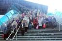 Sortida a Andorra dels participants a les activitats esportives de gent gran