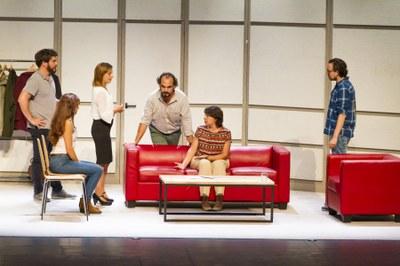 'Sota teràpia', una comèdia brillant diumenge a l'Ateneu