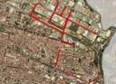 Talls i afectacions de trànsit per l'etapa de La Vuelta