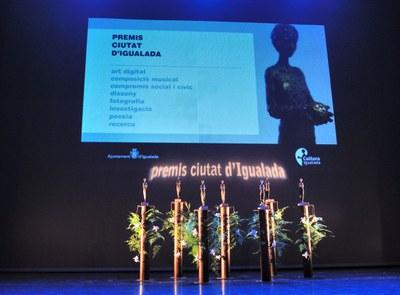 Termini de candidatures pels Premis Ciutat d'Igualada