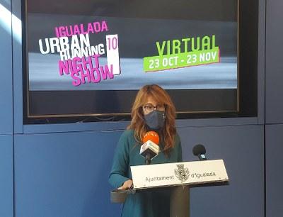 Torna la cursa Igualada Urban Running en format virtual però amb una final presencial
