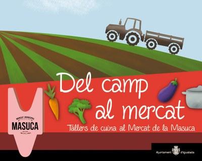 Tornen els tallers de cuina a La Masuca