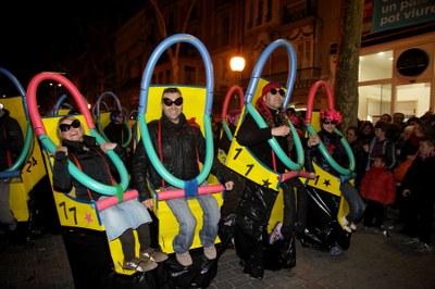 Tot a punt per la Rua de Carnaval