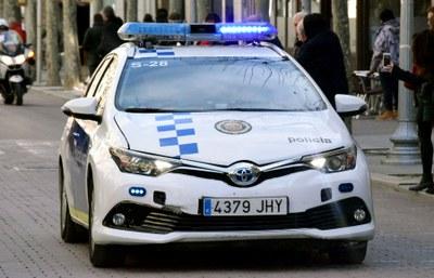 Un detingut per conduir de manera temerària i sense permís