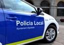 Un detingut per un robatori amb força en un bar d'Igualada