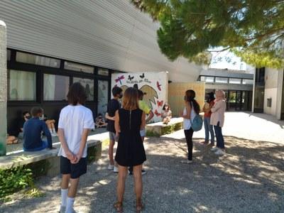 Una quarantena de joves participen del programa estival de reforç a l'ESO de l'Ajuntament