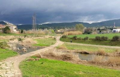 Una Via Blava resseguirà el curs del riu Anoia