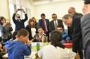 Visita institucional del president Torra a Igualada