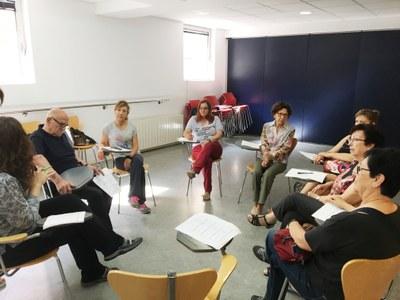 Comença l'activitat d'un nou Grup de Suport Emocional i d'Ajuda Mútua