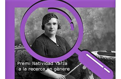 Maria Enrich, alumna de l'INS Pere Vives Vich, guanyadora del primer Premi Natividad Yarza