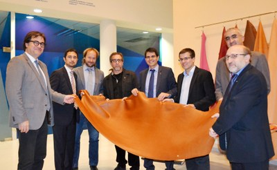 Aprovació inicial del PDU del Parc d'Innovació del Cuir i la Marroquineria
