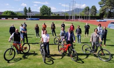 El 27 i 28 de juny arriba a l'Anoia el Catalunya E-bike Tour, una iniciativa turística i esportiva no competitiva per descobrir el bo i millor de la comarca