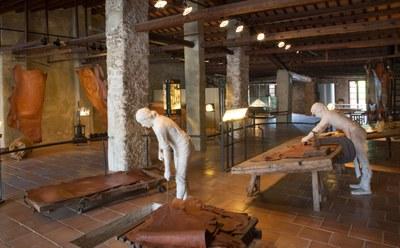 El Museu de la Pell d'Igualada obre les seves portes per la Setmana del Turisme Industrial de Catalunya