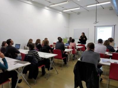 Nous tallers gratuïts per a persones emprenedores i empreses