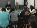 """""""El món del cartró"""" a l'Escola Municipal d'Art Gaspar Camps d'Igualada"""