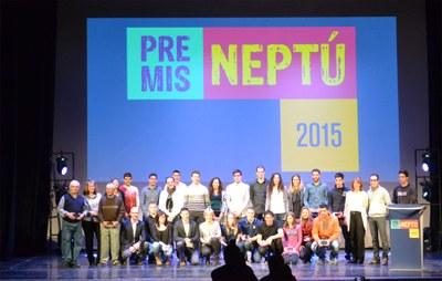 Orgué i Viladoms, els millors als Premis Neptú