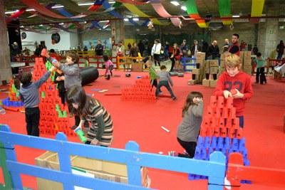 16.000 visitants al Saló de la Infància