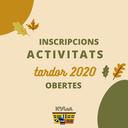 Programació d'activitats per a joves de La Kaserna