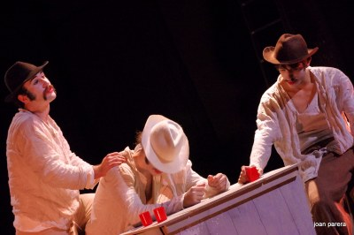 'Y me morí', de 'Duo Fàcil', amb Marc Tarrida, al Teatre Municipal l'Ateneu
