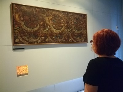 El Museu de la Pell i Cal Granotes participen a Recuperart-19, una proposta amb objectius terapèutics per als sanitaris als museus