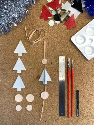 El Museu de la Pell proposa un taller d'artesania per decorar l'arbre de Nadal