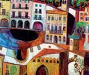 Igualada homenatja el vincle entre el decorador Josep Vilanova i el pintor cubista Palau Ferré
