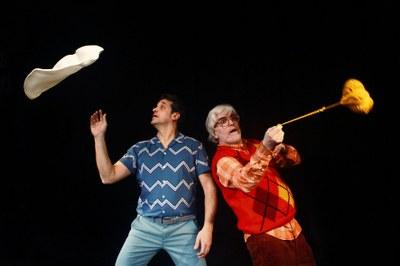 Orbital, de Farrés Brothers i Cia, al Teatre Municipal L'Ateneu