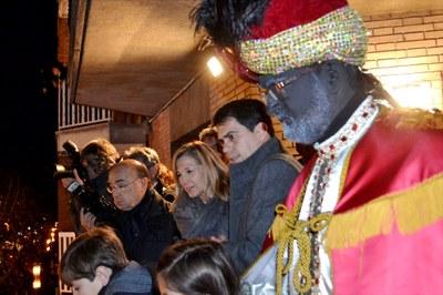 Suport del Govern a la candidatura UNESCO dels Reis