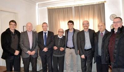 Suport dels alcaldes a la candidatura UNESCO de la Festa Reis