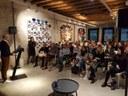 Els alumnes de pell de La Gaspar presents al saló Première Vision París a la Bella