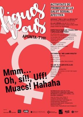 La campanya 'Figues i ous' promou la salut sexual i afectiva
