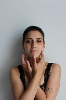 Mireia Sans Soria, guanyadora del 3r concurs d'Instagram contra la violència masclista