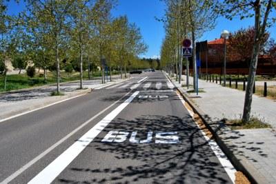 El Campus Universitari tindrà bus urbà a l'octubre