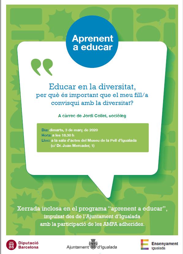 Educar en la diversitat
