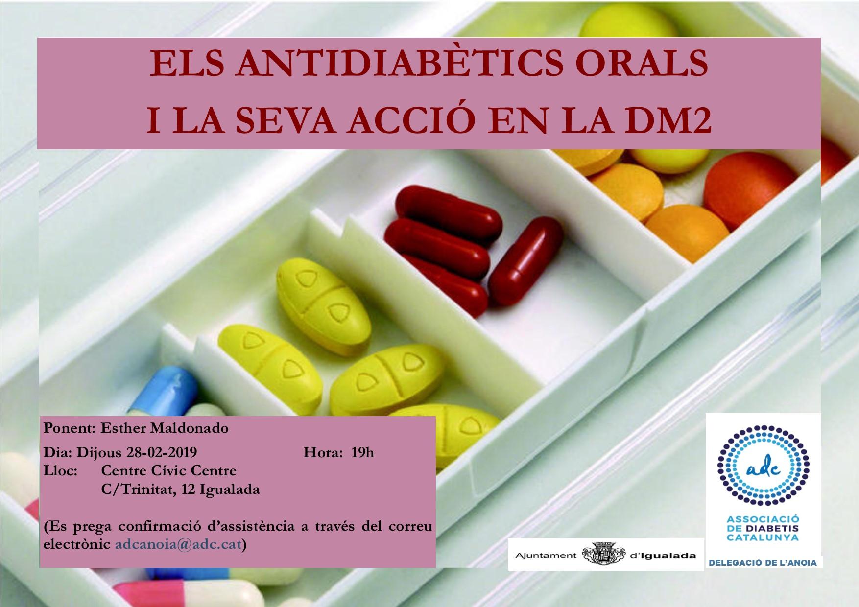 antidiabètics