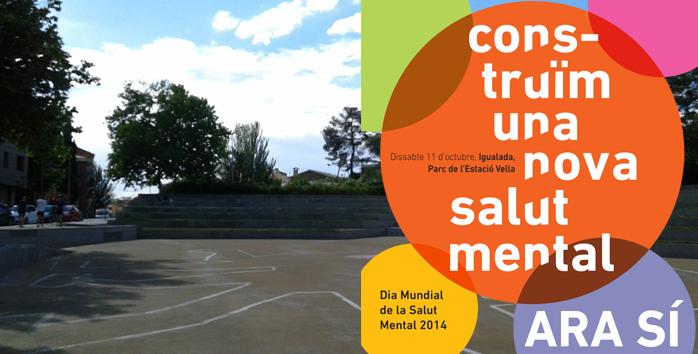 Dia Mundial Salut Mental 2014