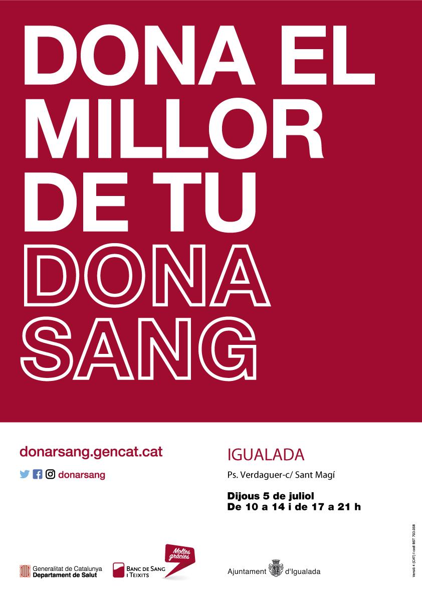 donació sang